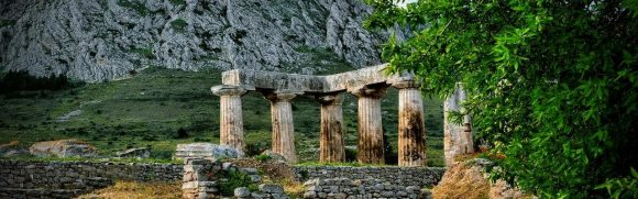 Temple of Apolo- Ancient Corinth
