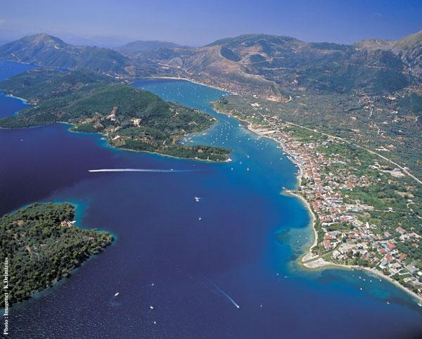 Scorpio Island Greece