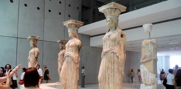 6 Hours Private Tour In Athens With Acropolis Museum
