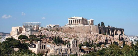 Accessible tour in Athens, 3 hours Athens Panorama