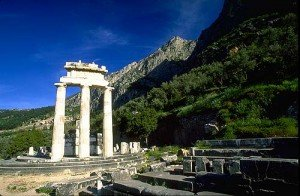 delphi, classical tour greece