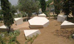 Athens holocaust Memorial