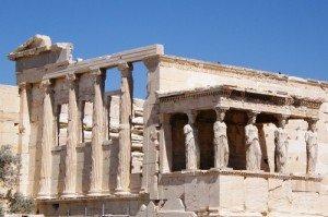 Acropolis Caryatids