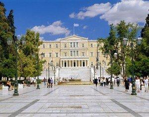 Athens Parliament Greece