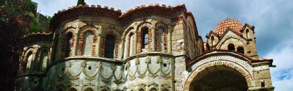 Tours to Mystras