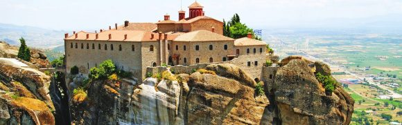 Christian tours to the Byzantine Monasteries of Meteora