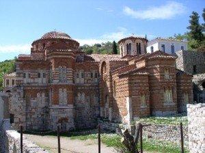 St Lucas Monastery