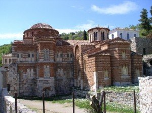 St Luke Monastery