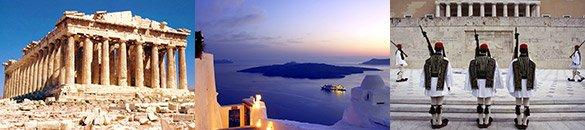 minibus tours in greece
