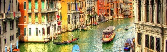 Cruises from Italy